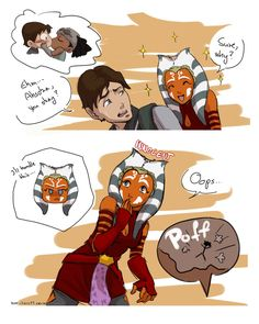 """Besides avatar and the teen titans I am also a fan of the clone wars tv serie. And the episode """"A friend in need"""" was really one for the books. Ahsoka and Lux are getting invited into the dead watc..."""
