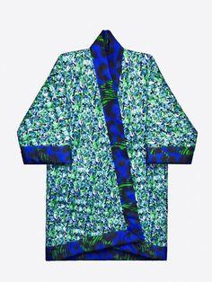 Collection Kenzo x H&M : manteau 249€