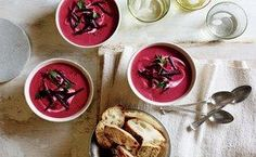 51188420 beet-ginger-coconut-soup / Photo by Johnny Miller