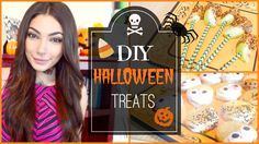 Yummy and simple Halloween treats!