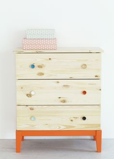 Limited edition BRÅKIG drawers, £65, available in-store.