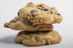 Recipe: Loaded Sweet-and-Salty Cookies Peanut Butter Chips, Salted Butter, Holiday Cookie Recipes, Holiday Cookies, Butterscotch Chips, Sweet And Salty, Family Meals, Brown Sugar, Baking Soda