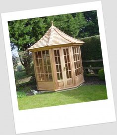 Gazebos owen chubb garden landscapers - 1000 Images About Garden Buildings On Pinterest
