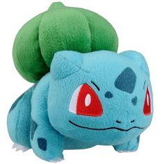 Amazon.com: Takaratomy New Pokemon N-08 X and Y Bulbasaur/Fushigidane... ($122) ❤ liked on Polyvore featuring plushies and filler