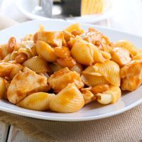 Aromatic Pasta With Chicken