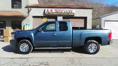 2009 Chevrolet Silverado 1500 #AKMotors #Vandergrift #Auto #Cars #Trucks #SUVs #Dealership #Financing #PA #Pennsylvania