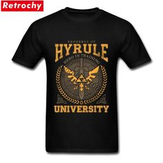 T-shirt Men Design Grunge Zelda Logo Hyrule University Male Personalized T Shirt Design Short Sleeve Crewneck Cotton Big Size -  Get free shipping. Here we will give you the discount of finest and low cost which integrated super save shipping for T-shirt Men Design Grunge Zelda Logo Hyrule University Male Personalized T Shirt Design Short Sleeve Crewneck Cotton Big Size or any product.  I think you are very lucky To be Get T-shirt Men Design Grunge Zelda Logo Hyrule University Male…
