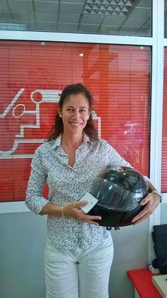 ¡¡Doble enhorabuena, Pilar, por el permiso y por el nuevo trabajo!!