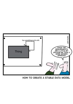 Future-proof your data model