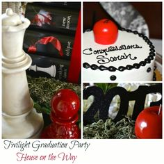 Twilight Theme Graduation Party Ideas