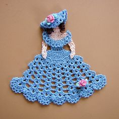 Crochet Dolls Design PDF Crochet Pattern Dainty Little Doilies 13 different Cotton Crochet, Thread Crochet, Filet Crochet, Crochet Motif, Crochet Designs, Crochet Crafts, Crochet Dolls, Crochet Flowers, Crochet Lace