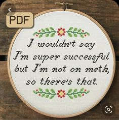 Funny Embroidery, Embroidery Hoop Art, Cross Stitch Embroidery, Embroidery Patterns, Funny Cross Stitch Patterns, Cross Stitch Designs, Free Cross Stitch Charts, Free Charts, Naughty Cross Stitch