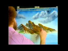 Gramatik - Muy Tranquilo (Bob Ross music video) - YouTube