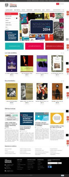 Libros UNAM pagina completa! Web Development, Senior Boys