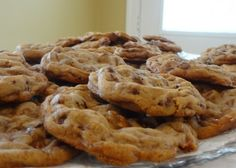 Grand Finales - Chocolate Chip-Toffee Cookies Catering by Debbi Covington - Beaufort, SC www.cateringbydebbicovington.com 843-525-0350