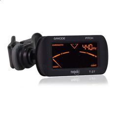 Hot Sell Electric Acoustic Guitar Tuner Digital LCD Clip-On Chromatic Guitar Bass Ukulele Violin Tuner - Fast Tuning