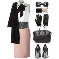 """""""Classic Elegance"""" by endimanche on Polyvore"""