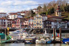 Images du Pays Basque: Randonnée : le sentier du littoral de Bidart à Hendaye