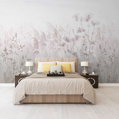 Tree Wall Murals, Open Wall, Cleaning Walls, Wall Wallpaper, Bedroom Wallpaper Nature, Oil Painting Abstract, Make Design, Decoration, Interior Design