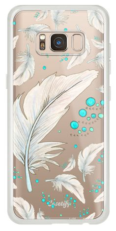 Casetify Galaxy Classic Snap Case - Seaside Flight by ChristineMay
