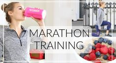How To Train For A Marathon | Niomi Smart