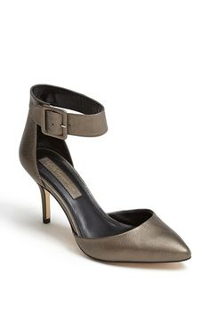BCBGeneration 'Zenah' Ankle Strap Pump available at #Nordstrom