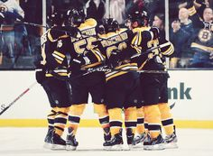 Here's to the best start in Bruins history