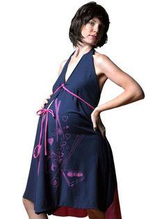 I Dream of Mai Tais Labor & Delivery Gown