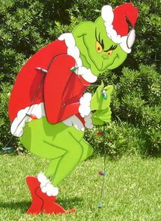 ... Grinch Stole Christmas on Pinterest | Grinch, The grinch and Grinch