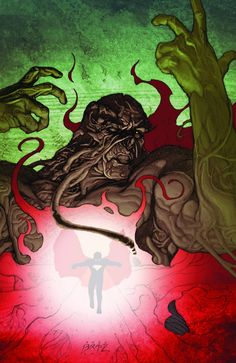 Charles Soule Dives Into 'Swamp Thing'