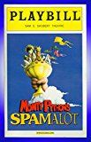 Get This Special Offer #9: Monty Python's Spamalot Broadway playbill  David Hyde Pierce Hank Azaria Tim Curry Sara Ramirez Christopher Sieber
