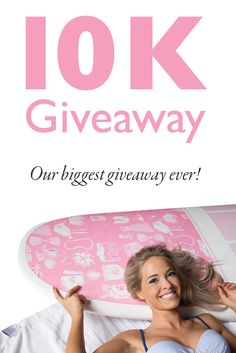 We're giving away 10K in Lauren James custom products, gift cards & more. Enter on the website! www.laurenjames.com! #laurenjames