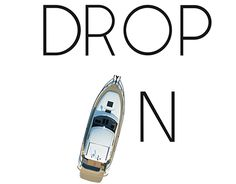 "Check out new work on my @Behance portfolio: """"Drop in"" poster"" http://be.net/gallery/38712593/Drop-in-poster"