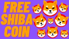 HOW TO GET FREE SHIBA INU COINS INSTANTLY!! (SHIBA INU TO THE MOON!) Make Money From Home, Way To Make Money, Make Money Online, Shiba Inu, Making Ideas, Coins, Free, Making Money At Home, Rooms