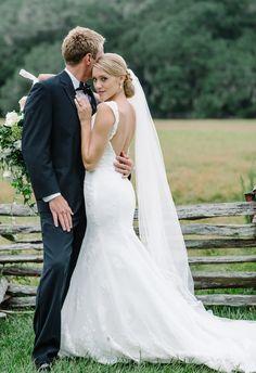 Jenny & Chris — Weddings in Charleston — Borrowed & Blue