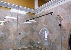 Shower Door Hardware- European Towel Bar