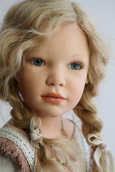 Livia is $995 and looks every penny of it.  collected by grown-ups. http://www.samanthasdolls.com/default.htm
