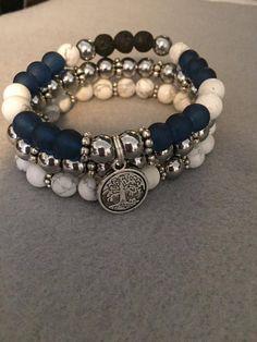Cute Bracelets, Gemstone Bracelets, Handmade Bracelets, Gemstone Jewelry, Beaded Jewelry, Jewelry Bracelets, Handmade Jewelry, Jewellery, Lava Bracelet