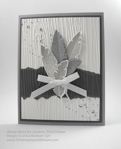 Get Inspired: 11 Ideas for Four Feathers Framelit Bundle Four Feathers shared by Dawn Olchefske,