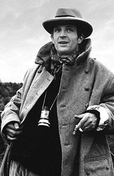 François Truffaut: I was obsessed with his movies when younger, Day For & Night L'enfant Sauvage being my favourite.