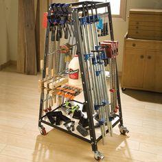 Pack Rack® Clamp & Tool Storage System - Rockler.com
