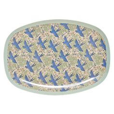 Melamine plate swallow