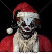 Evil Santa Clown