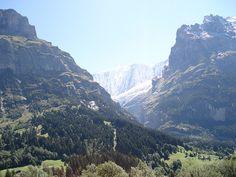 Oberer Gletscher, above Grindelwald, Berner Oberland, Switzerland by maki, via Flickr