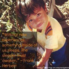Photo Quote: Ecuador - Intercultural Education in K-12 Classrooms