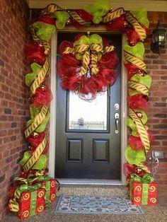 40 Coole DIY, Die Ideen Für Weihnachtsvorderseite Verzieren