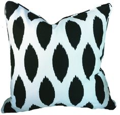 love this graphic pillow $50