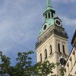 München 10 Gründe: Alter Peter Altstadt