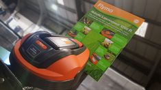 The team have just finished quality control checks ofthe production retail displays for Flymo's new 1200R robotic lawnmower that will be stocked … Read MoreFlymo Robotic lawnmower displays ready to take over B&Q