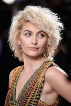 LOS ANGELES, CA - FEBRUARY 12:  Paris Jackson attends The 59th GRAMMY Awards at STAPLES Center on February 12, 2017 in Los Angeles, California.  (Photo by Frazer Harrison/Getty Images)